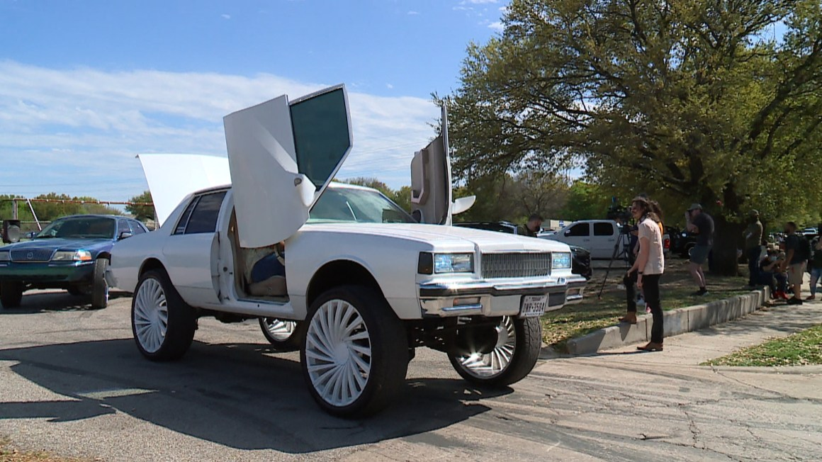 Community leaders stand by decades-old car club tradition at east Austin's Chicano Park