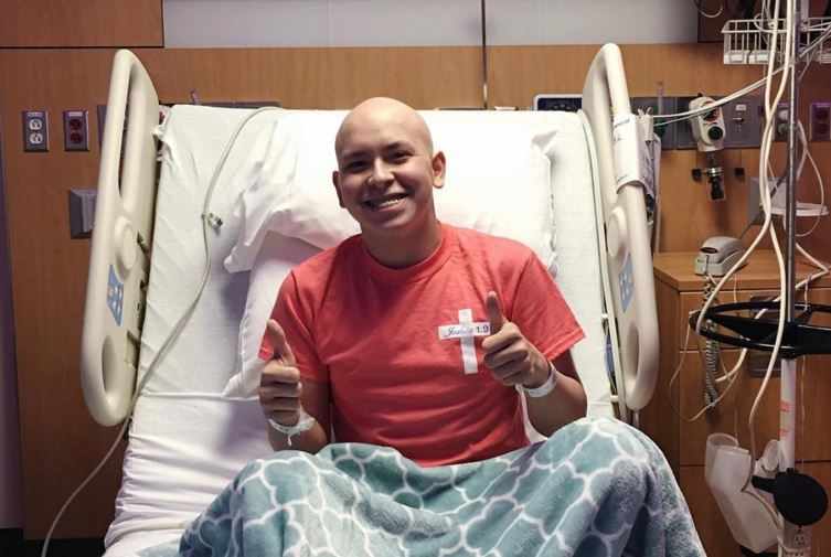 UT student diagnosed with testicular cancer at 17 years old shares story to educate others