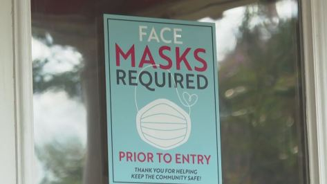 Some business owners require proof of vaccination before you can enter without a mask