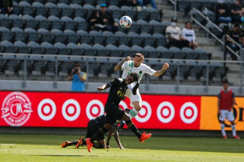 Austin FC comes up short to LA Galaxy, loses second straight match