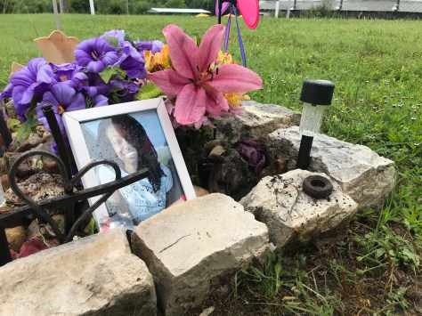 6 years after death, vandals target Austin woman's memorial site
