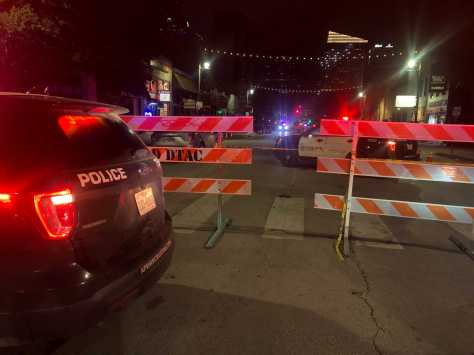 BREAKING: 25-year-old man killed in downtown Austin mass shooting