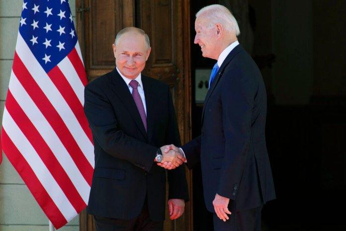 LIVE: Biden holds press conference after Putin talks