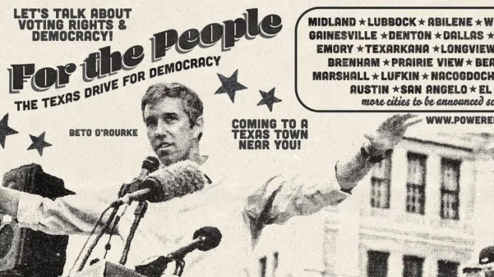 For The People: Beto O'Rourke, crowds to rally at Texas Capitol in support of voting rights