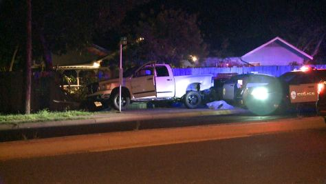 On-duty APD officer involved in southeast Austin crash