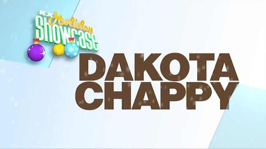 Holiday Showcase Dakota Chappy