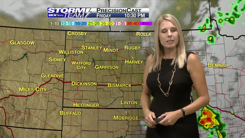 One Minute Forecast 9/1