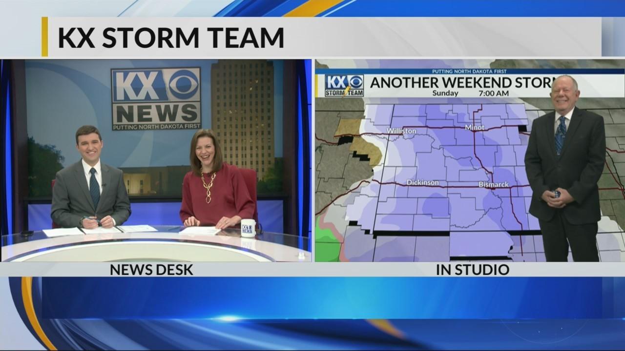 KX Storm Team Evening Weather