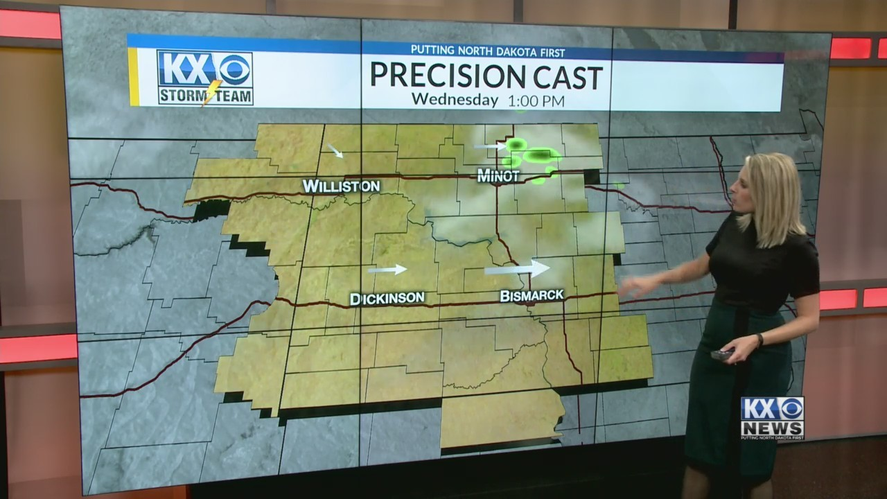 Amber's One Minute Forecast 5/2