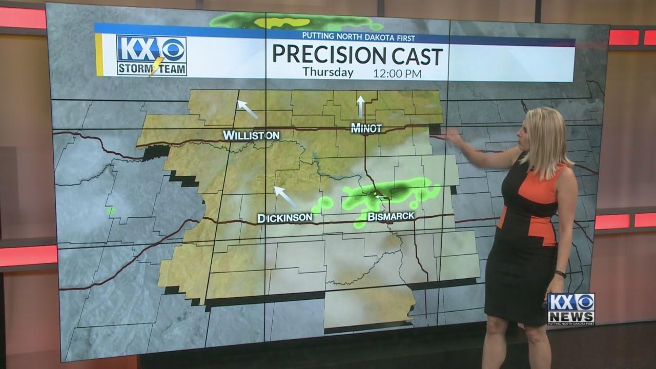 Amber's Wednesday Morning Storm Team Forecast 6/6
