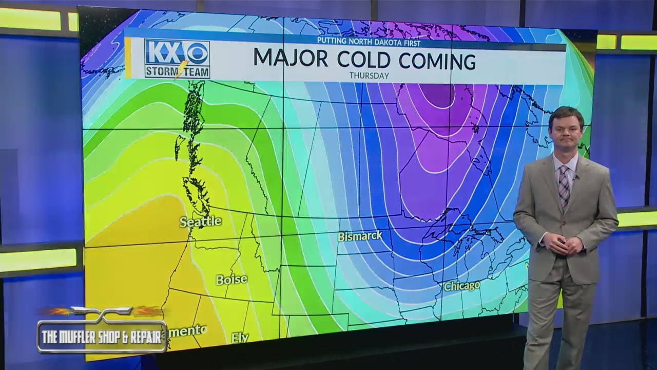 Robert's One Minute Forecast 1-20-19