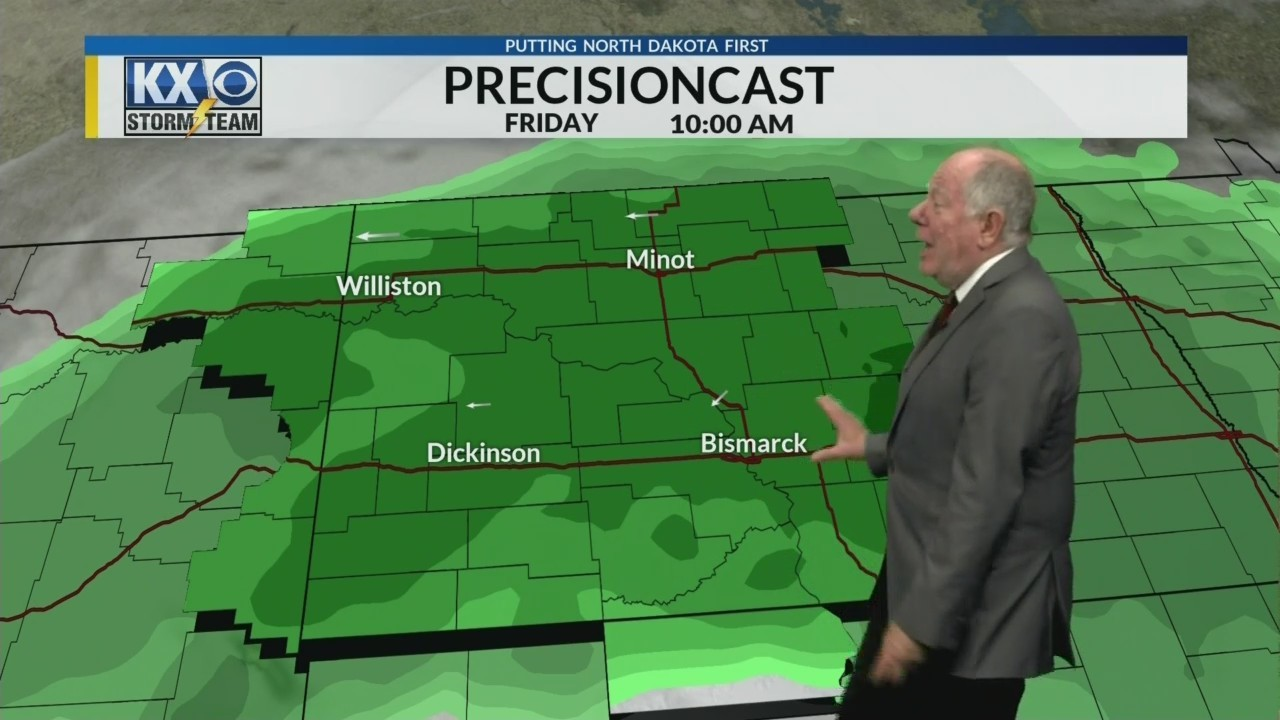 KX Storm Team Full Evening Forecast w/Tom Schrader