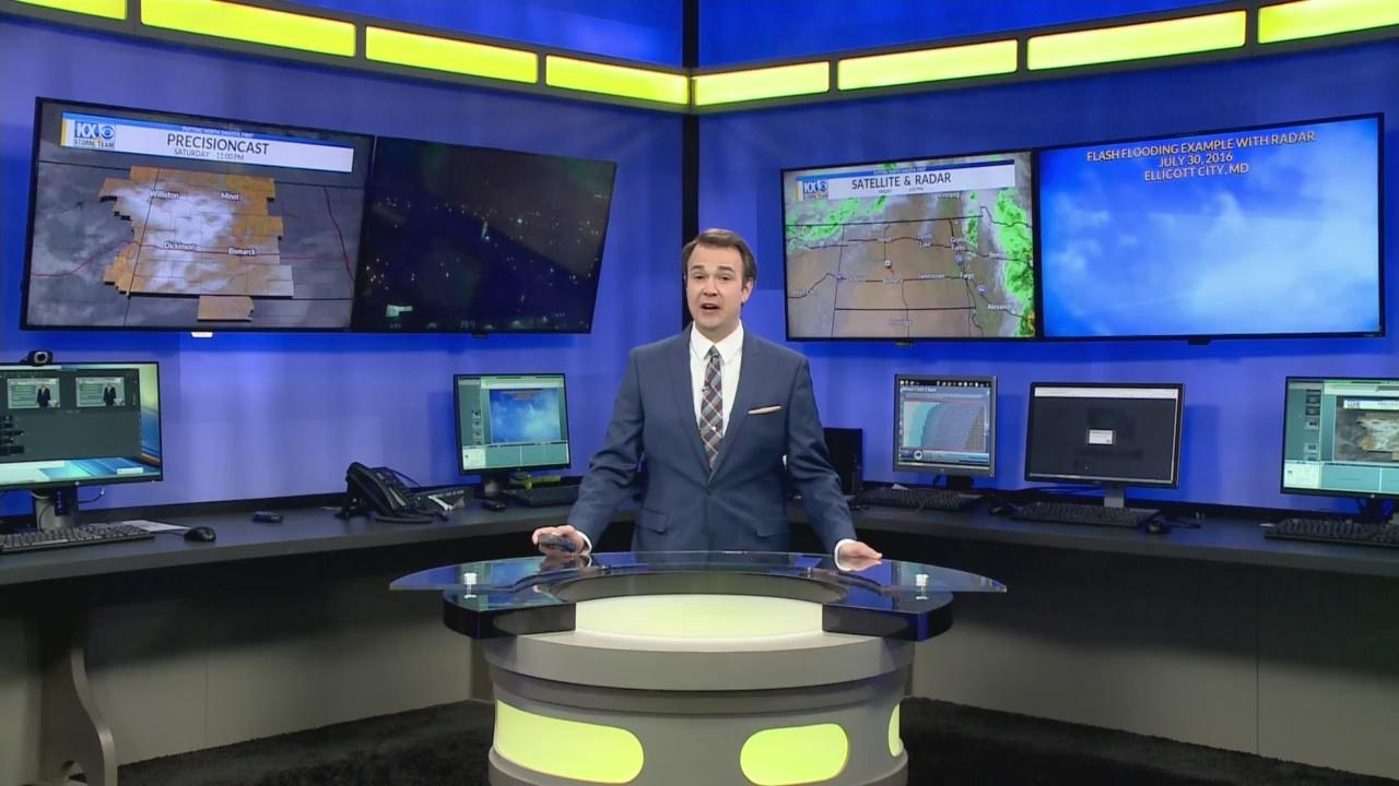 KX Storm Team Severe Weather Week Information On Flash Flooding