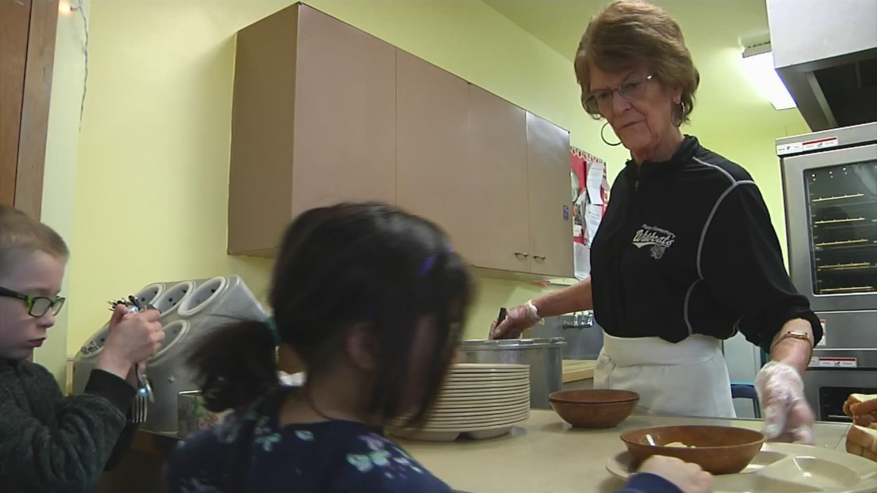 Someone You Should Know: Plaza School Cook Feeds Generations of Kids
