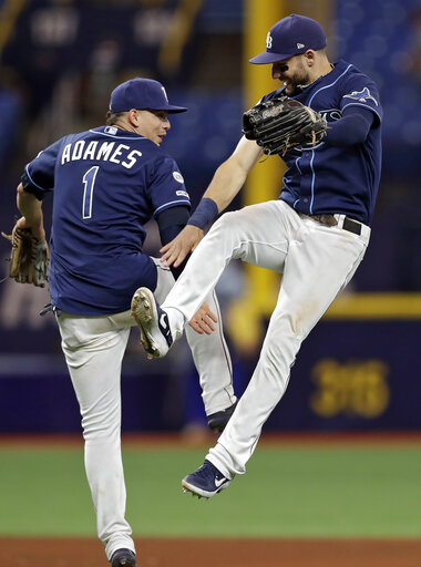 Kevin Kiermaier, Willy Adames