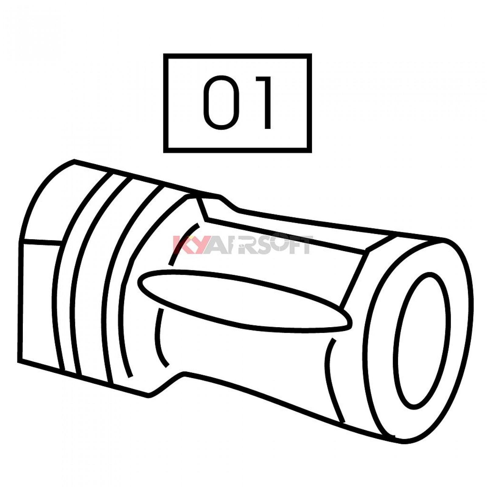 M4 1 Gbbr