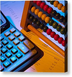 Abacus & Calculator