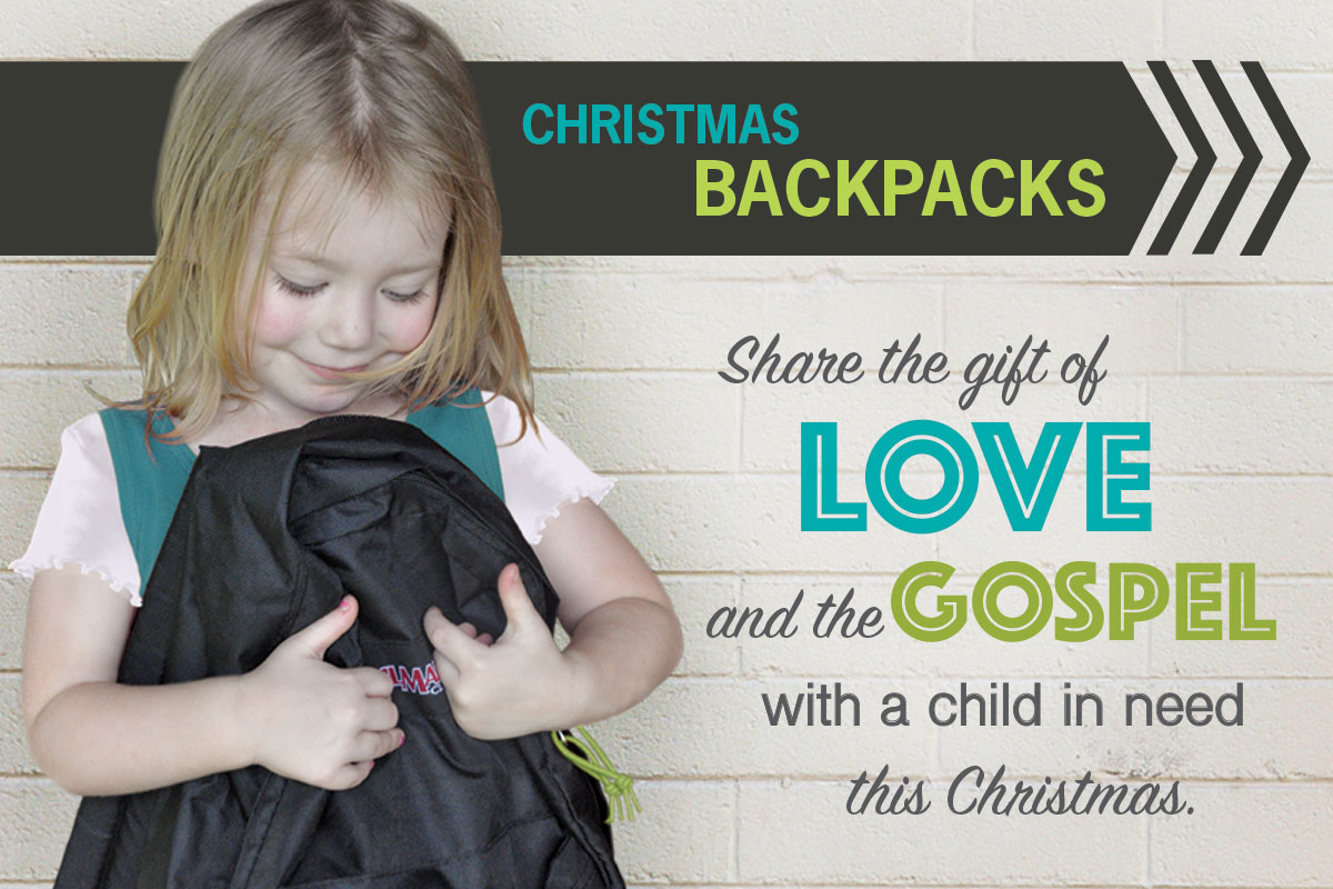 The gift of christmas share the hope