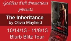 Blitz: The Inheritance by Olivia Mayfield @OliviaMayfield