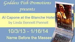 Al Capone at the Blanche Hotel by Linda Bennett Pennell @LindaPennell