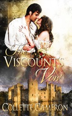 The Viscount's Vow by Collette Cameron @Collette_Author