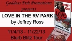Love in the RV Park: A Romance for Men by Jeffrey Ross @salinaschick