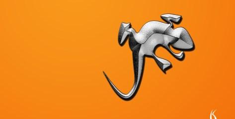 Vue complète du logo original créé par Kyesos pour le restaurant Papatzul