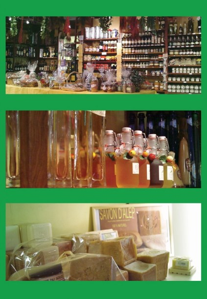 Small sampler of 3 shots showing commercial photography of natural products by Kyesos