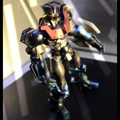 Fewture's Mazinger robot figure by Kyesos