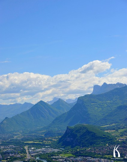 Vercors mountains side by Kyesos