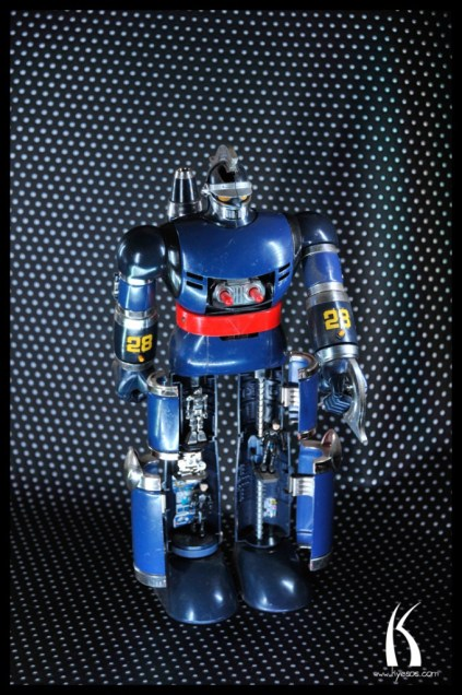 Tetsujin 28 DX by Kyesos