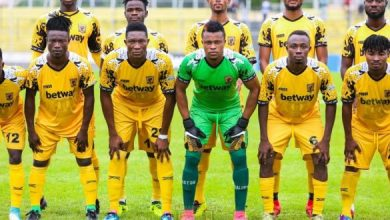 Photo of AshantiGold SC part ways with four players