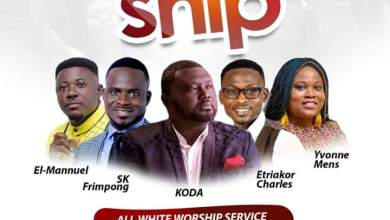 Photo of Koda, SK Frimpong, El- Manuel & others to perform at 2019 Spice Worship