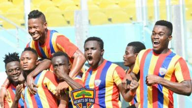 Photo of Hearts of Oak debunk reports of 30 percent players' pay-cut
