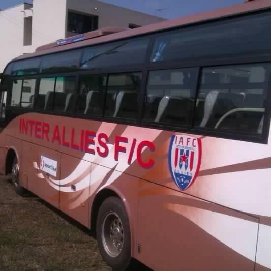 Meet the Ghana Premier League clubs and their buses – kyfilla.com