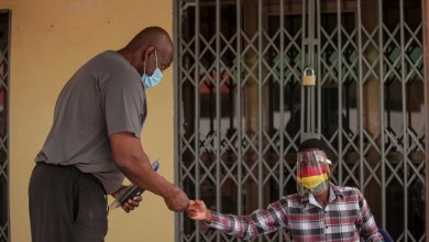 Photo of Ghana Rugby donates masks, shields and essential vitamins to polling centres