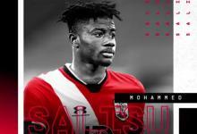 Photo of Official: Southampton sign Ghanaian defender Mohammed Salisu