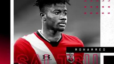 Photo of Official: Southampton sign Ghanaian defender Mohammed Salisu