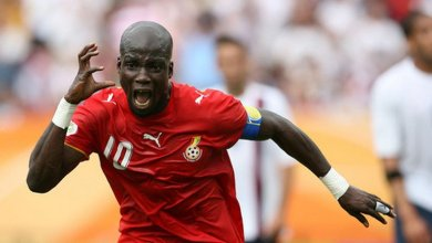 Photo of 'Playing for Ghana in 2004 Olympic Games cost my Juventus career' – Stephen Appiah