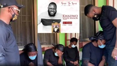 Photo of Despite Media's Kwadwo Wiafe laid to rest