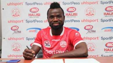 Photo of Simba SC sign Ghanaian forward Bernard Morrison