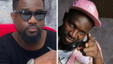 "Photo of Ball J drags Sarkodie on ""Lullaby"", says ""Sarkodie only gets high on his weed"""