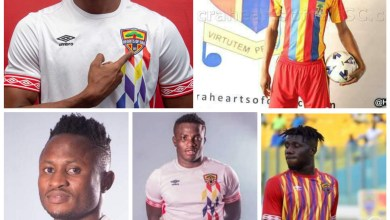 Photo of REPORT : Five outgoing Hearts of oak players asked to return club's kits