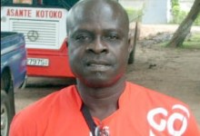 Photo of Former Black Stars & Kotoko striker Opoku Afriyie passes away