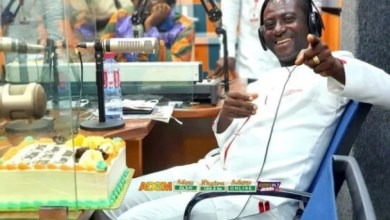 Photo of VIDEO: Send off party held for Adom FM's Captain Smart