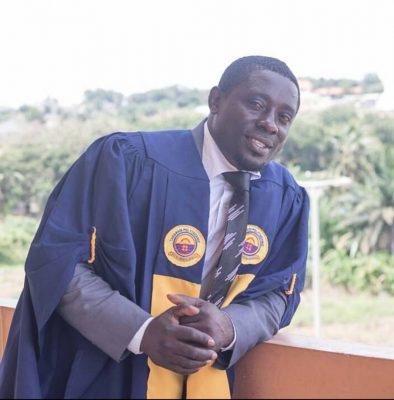Presenter Profile - Joseph Oti Asirifi Mensah