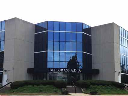 BGADD has leased the building at 699 Perimeter Drive in Lexington since 1994. (Photo by Erin Grigson)