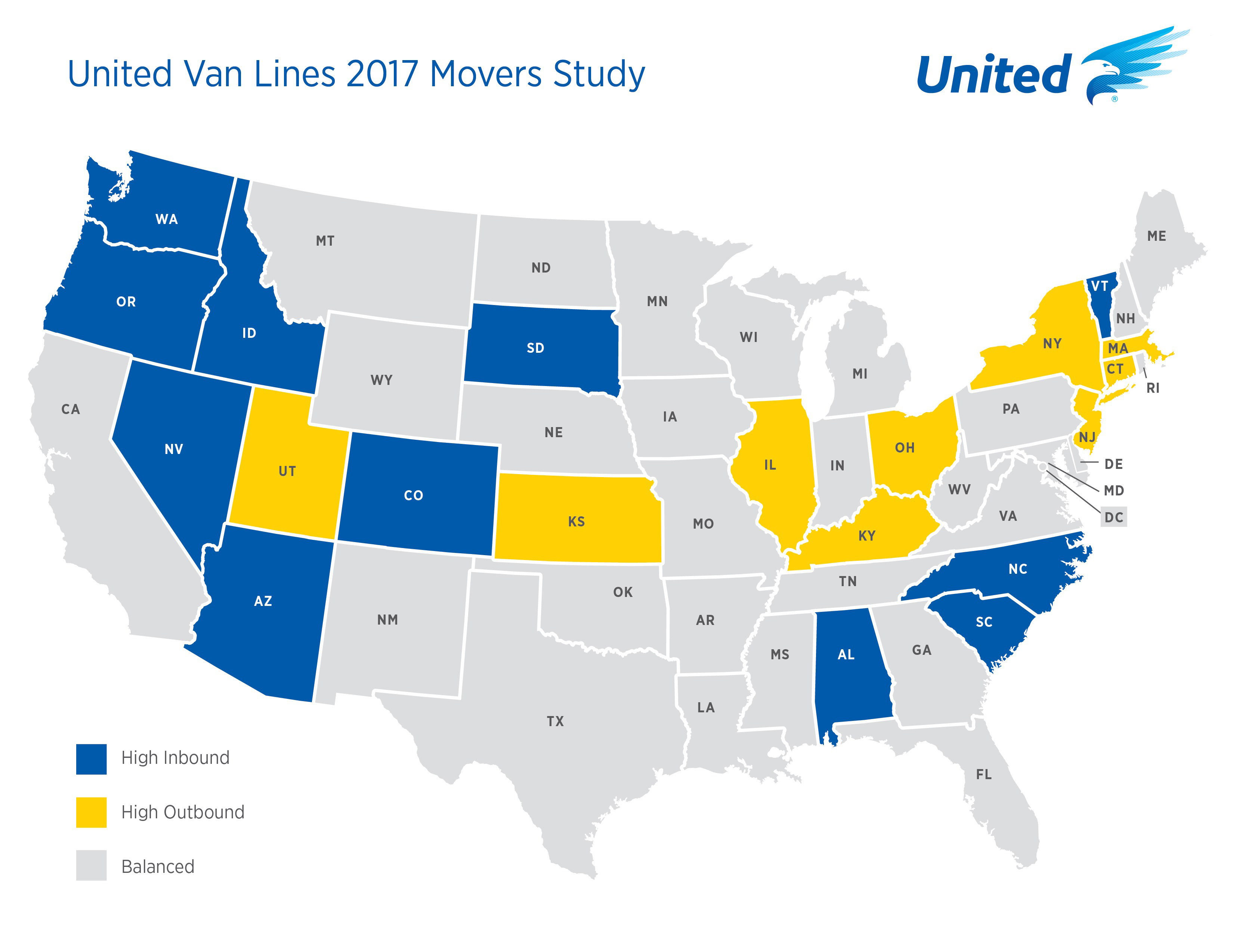 In More People Moved Out Of Kentucky Than Moved In