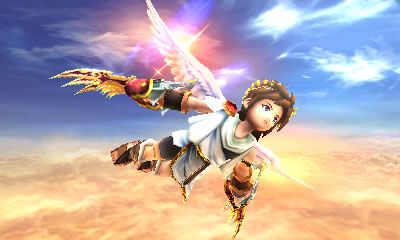 Critique: Kid Icarus 3DS