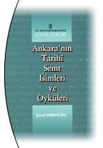 yazar Şeref Erdoğdu'nun Ankara'nın Tarihi Semt İsimleri ve Öyküleri kitabı ile ilgili görsel sonucu